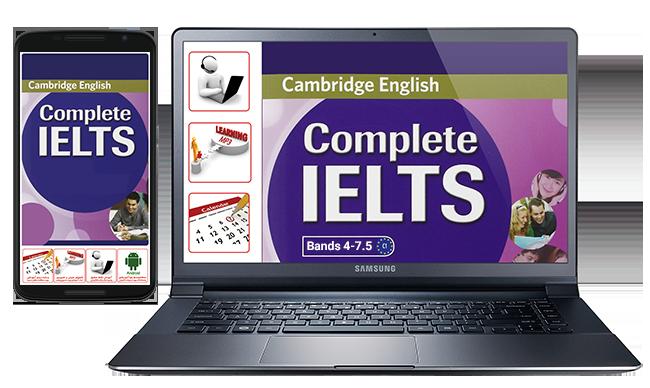 دوره پیشرفته آزمون IELTS (Complete IELTS)