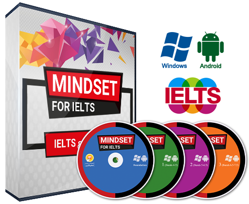 خودآموز Mindset For IELTS